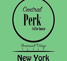 Central Perk by ConoArt