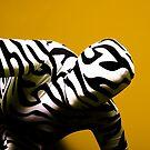 Zebrawoman I by ARTistCyberello
