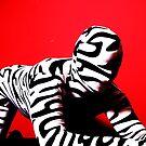 Zebrawoman IV by ARTistCyberello
