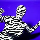Zebrawoman VI by ARTistCyberello