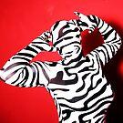 Zebrawoman VIII by ARTistCyberello