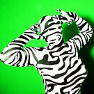 Zebrawoman IX by ARTistCyberello
