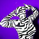 Zebrawoman X by ARTistCyberello