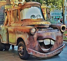 Mater by maileficent