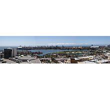 Long Beach California Pano 2005 Photographic Print