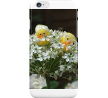 Chive Chicks iPhone Case/Skin