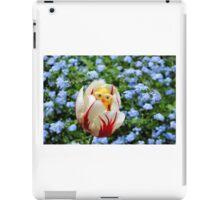 Chick in Tulip iPad Case/Skin