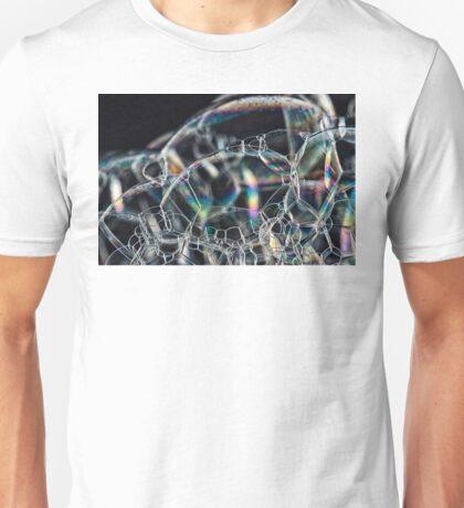 Bubbles Up Close Unisex T-Shirt