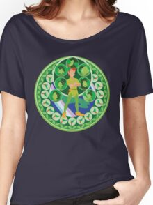 Peter Pan: Kingdom Hearts Style Women's Relaxed Fit T-Shirt