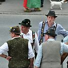 Bavarian People IV by Daidalos