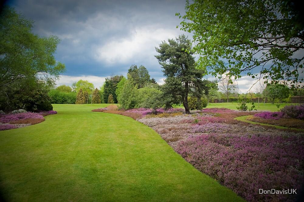 An English Country Garden by DonDavisUK