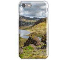 Lake Snowdonia iPhone Case/Skin