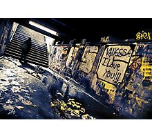 Escape From Love Photographic Print