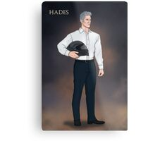 Hades - Brandywine Investigations Metal Print