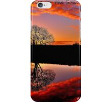 'Sunrise for the Soul' iPhone Case/Skin