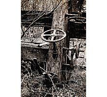 Half a Turn Photographic Print