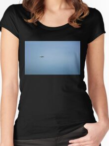 Lonely Boat Women's Fitted Scoop T-Shirt