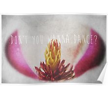 Don't You Wanna Dance? Poster