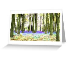 Lilac Time Greeting Card