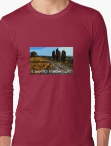 I Love Tuscany Long Sleeve T-Shirt
