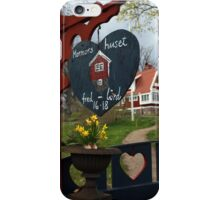Grandmother's House iPhone Case/Skin