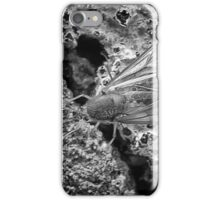 ©NS V Wings IA Monochromatic. iPhone Case/Skin