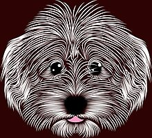 Havanese Happiness by ressamac