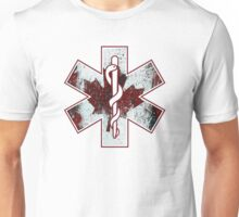 Star of Life Canada (EMS) Unisex T-Shirt