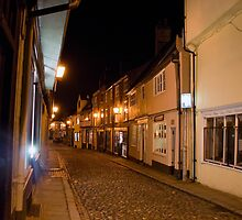 Elm HIll by daimonic