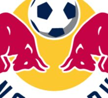 new york red bulls Sticker