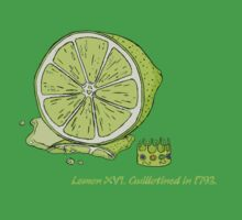 Green Lemon King Kids Clothes