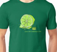 Green Lemon King Unisex T-Shirt