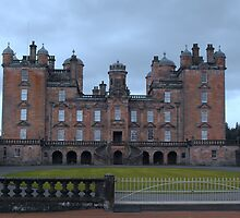 Drumlanrig Castle, Scotland. by ElsT