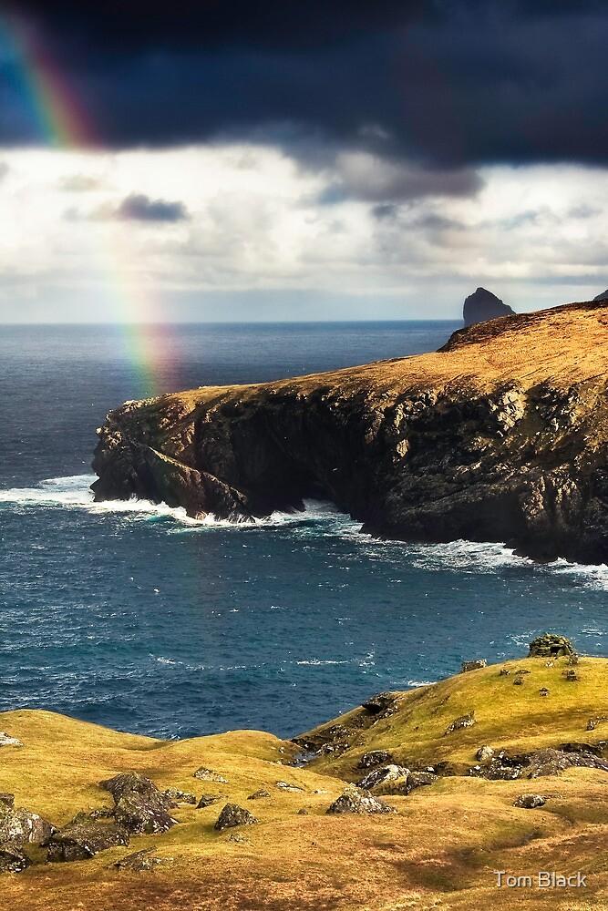 Glen Bay, St Kilda by Tom Black