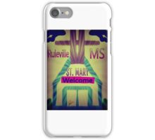 St. Mary iPhone Case/Skin