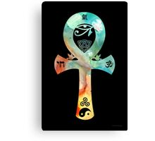 Unity 12 - Spiritual Artwork Canvas Print