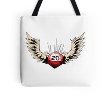 Critical Tat Tote Bag