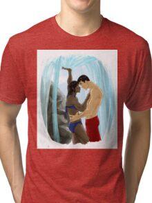 Bridge This Gap (Geronimo!) Tri-blend T-Shirt