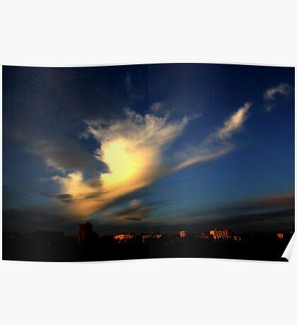 Cloud Dynamics Poster