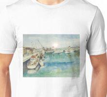 Constitution Dock Hobart Tas. Australia Unisex T-Shirt