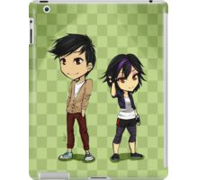 Tadashi and Gogo iPad Case/Skin