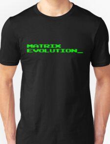 Digimon Tamers Matrix Evolution (authentic version) Unisex T-Shirt