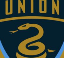 philadelphia union Sticker