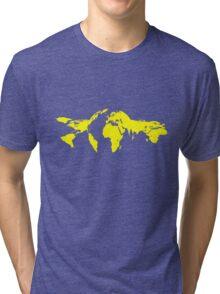 Revolving World Tri-blend T-Shirt