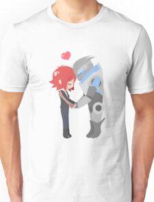 Mass Effect - Shakarian [Shirts, Prints, & Sticker] Unisex T-Shirt