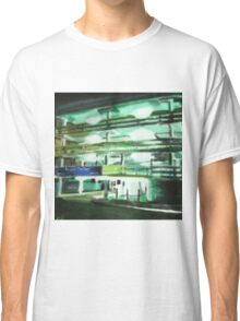 Knights Car Park- Temple Cowley, Oxford Classic T-Shirt