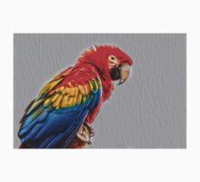 Scarlet Macaw by Tr0y