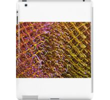 Wire Fencing iPad Case/Skin