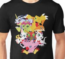 Hey Digimon Unisex T-Shirt