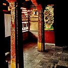 sanctum. labrang, north sikkim by tim buckley | bodhiimages